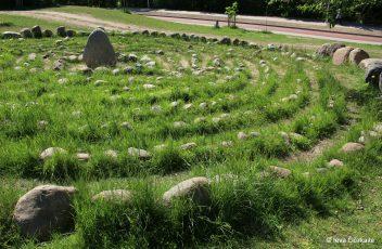 Akmenų labirintas - Vijūnė 3