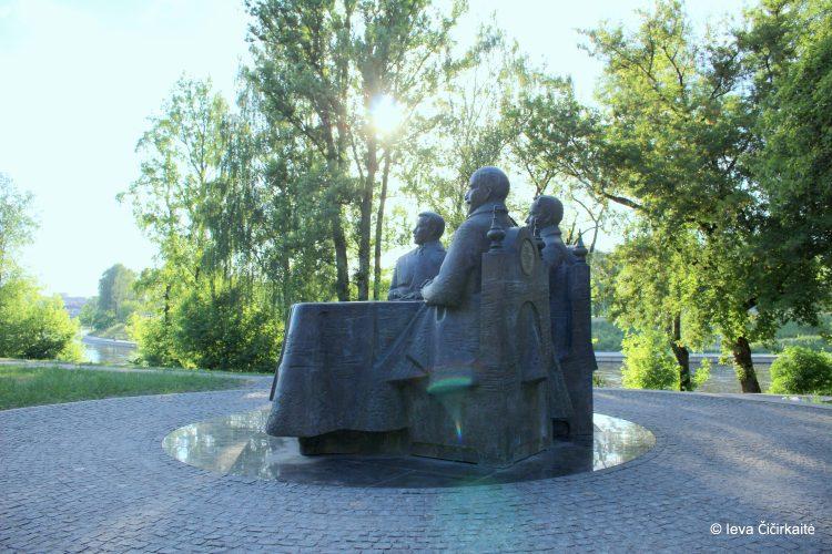 Skulptūros miestą daro jaukesnį (+nuotraukų galerija) — joomla123.lt